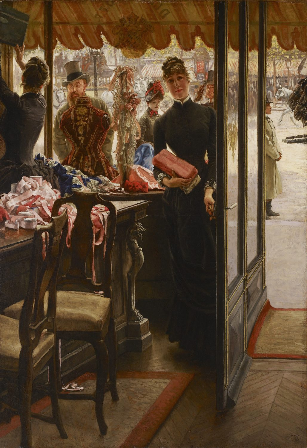 The Shop Girl Degas, Impressionism, and the Millinery Trade