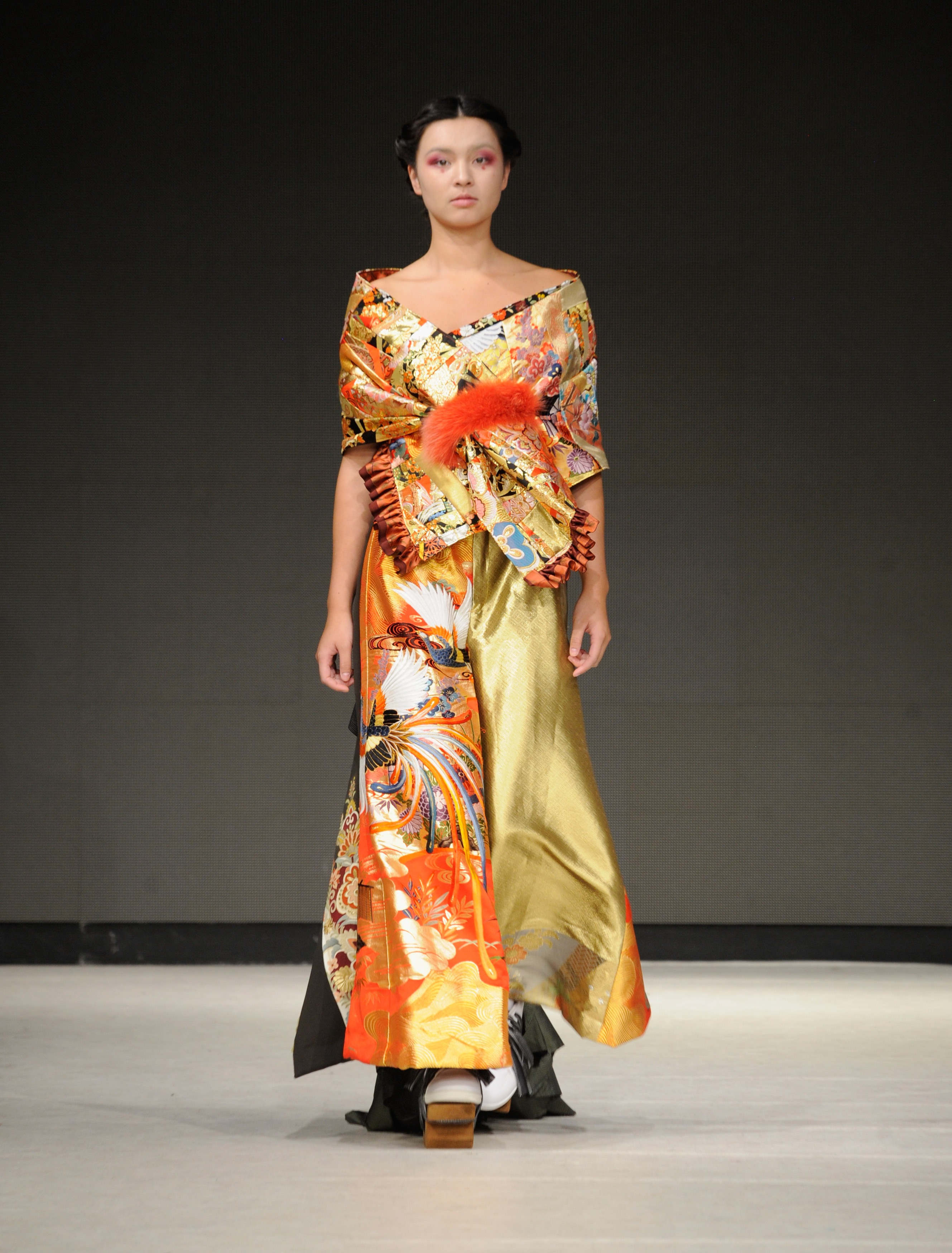 vancovuer fashion week ss 2018 Minori Isomichi
