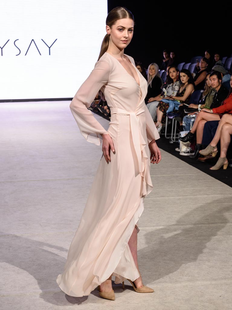Vancouver Fashion Week spring summer 2018 Odysay