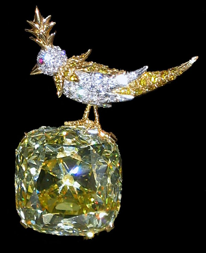 Tiffany Diamond on View in Vancouver