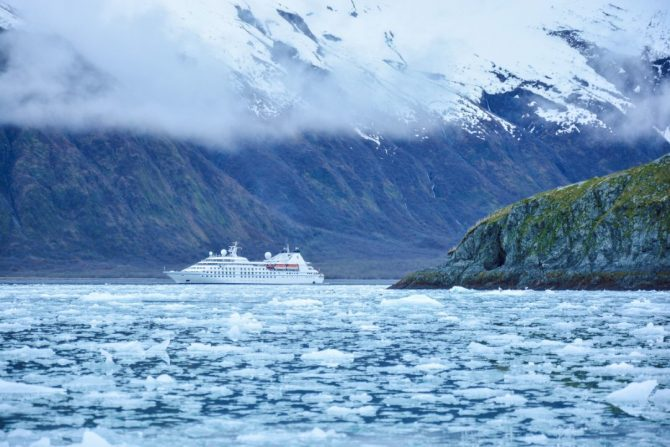 Upscale Exploration on Windstar's Alaska Cruises