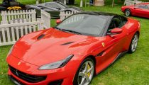 Luxury & Supercar Weekend: Concours and Fashion