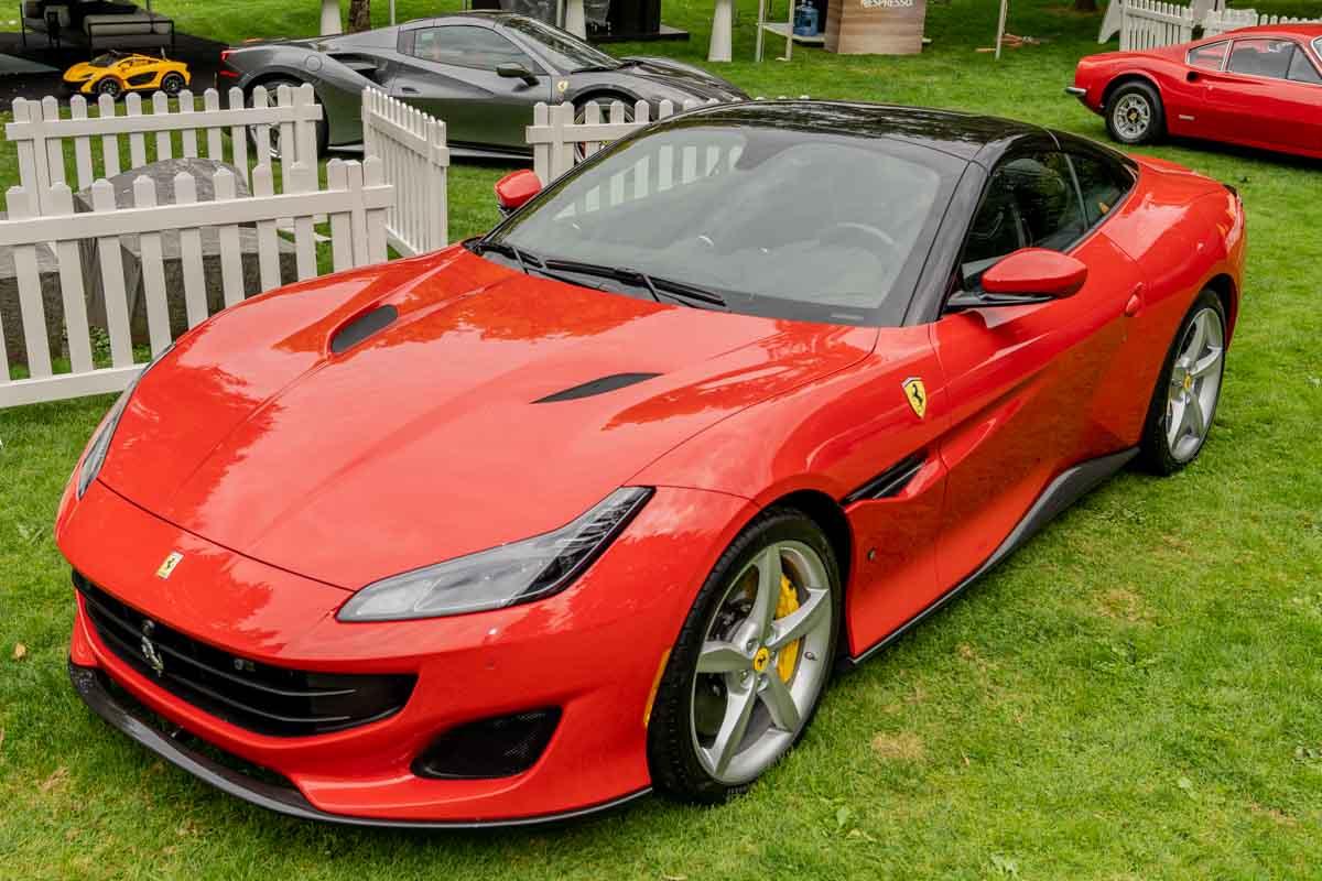 Luxury & Supercar Weekend 2018 Ferrari Portofino