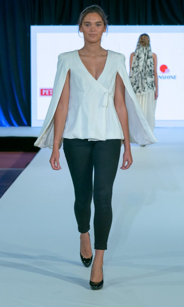 Australian Merino Wool Design Award Caitlin Gerken Eco Fashion Week Australia