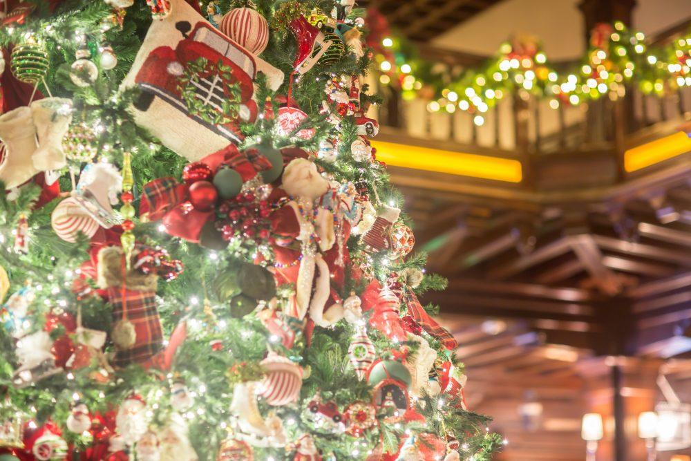 Hotel Del Coronado -Christmas LIGHTS