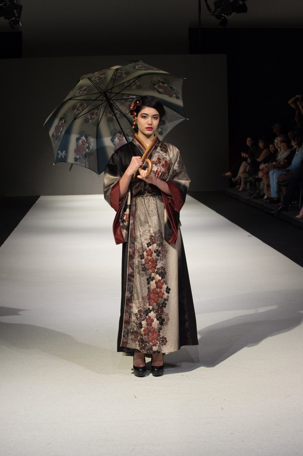 Baroque Japanesque Vancouver Fashion Week FW 2018
