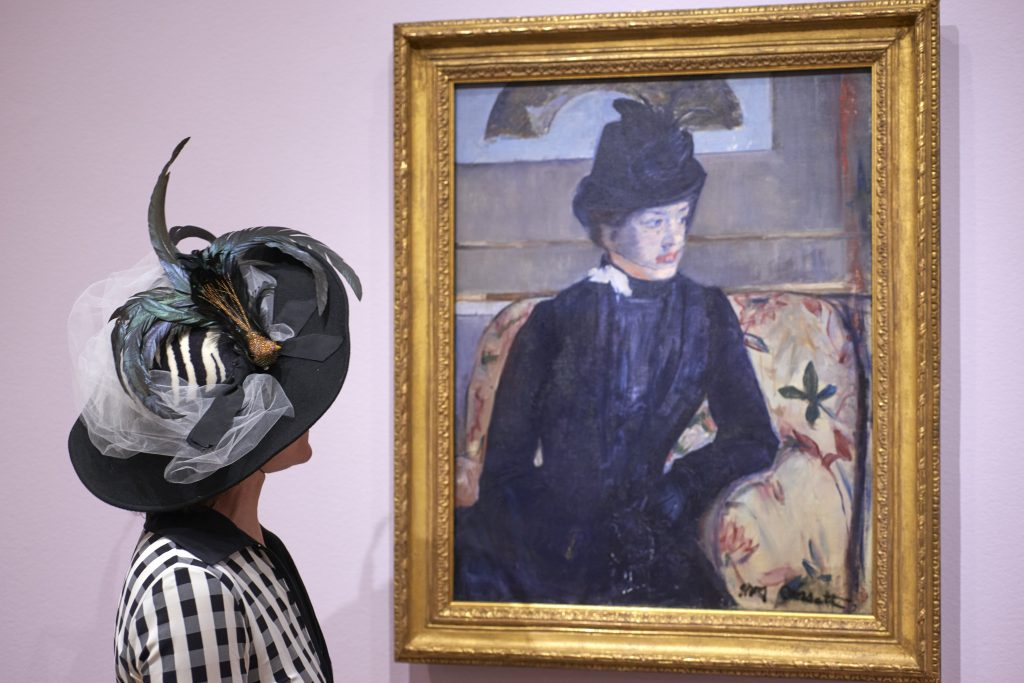 Degas, Impressionism and the Millinery Trade
