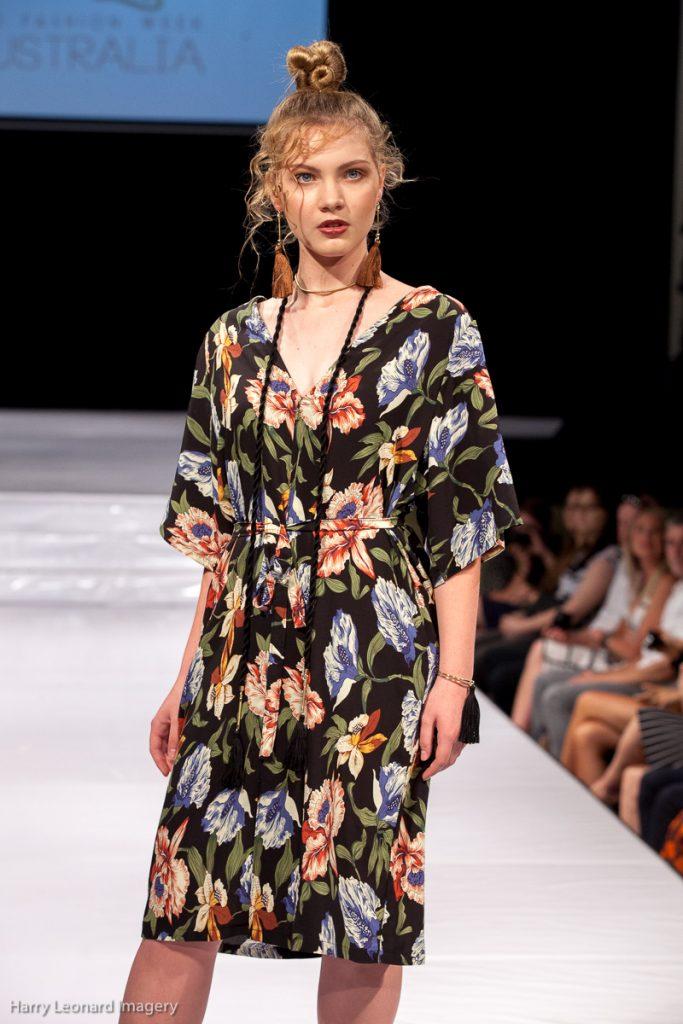 Eco Fashion Week Australia Gala Connally Mcdougall