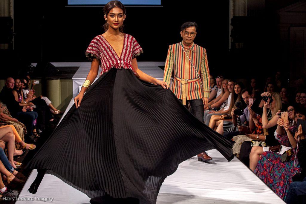 Eco Fashion Week Australia Merdi Sihombing