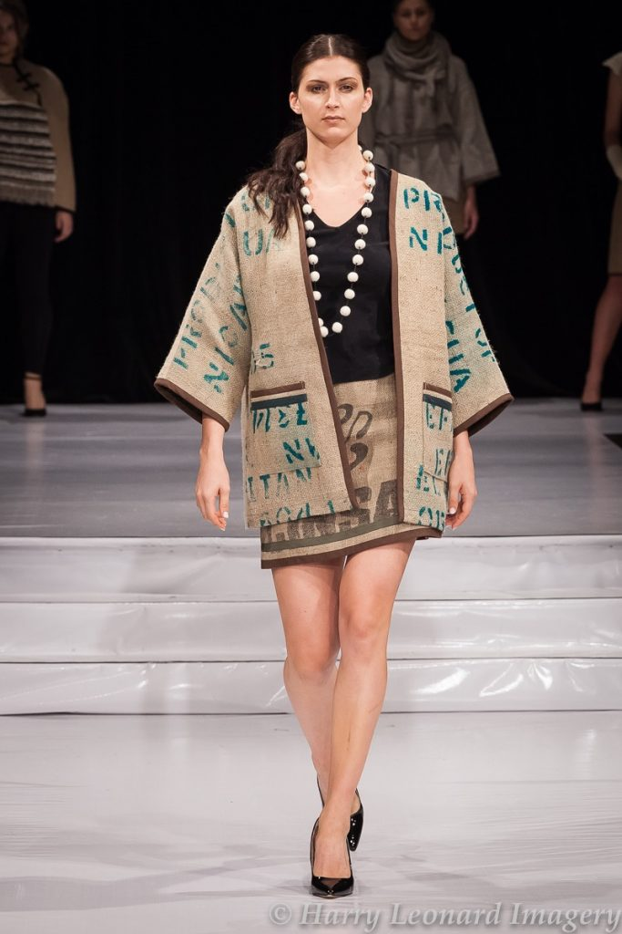 Eco Fashion Week Australia_ SYLVIA CALVO