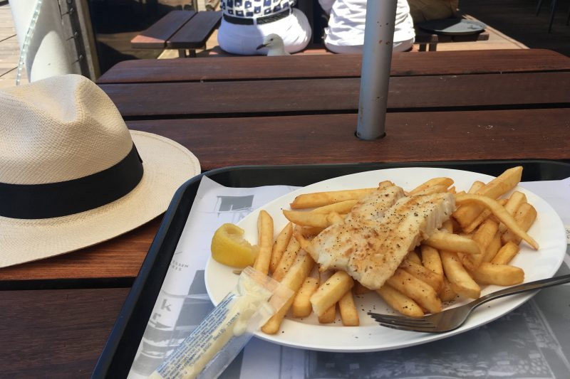 Kailis Fish and Chips Fremantle Australia
