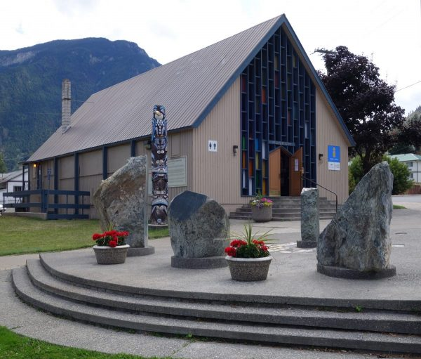 Lillooet BC Museum Photo Helen LM Quan