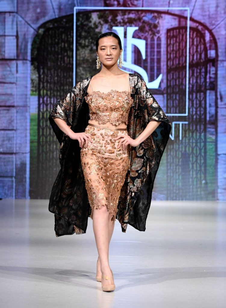 Luxesaint at 2018 Vancouver Fashion Week