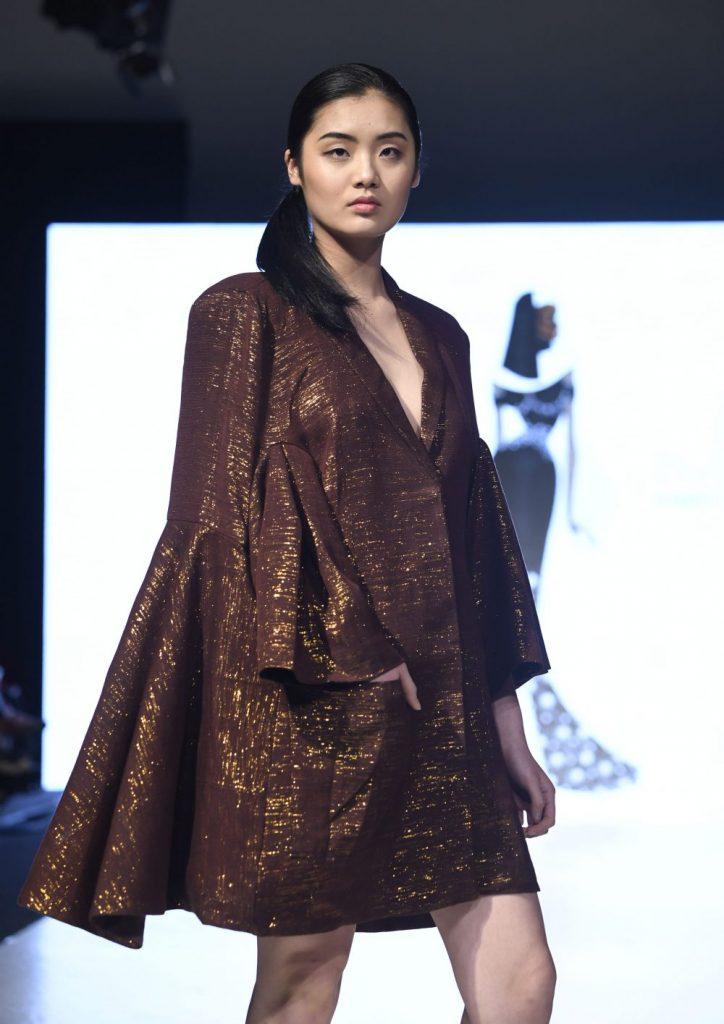 Nadrey Laurent 2018 Vancouver Fashion Week