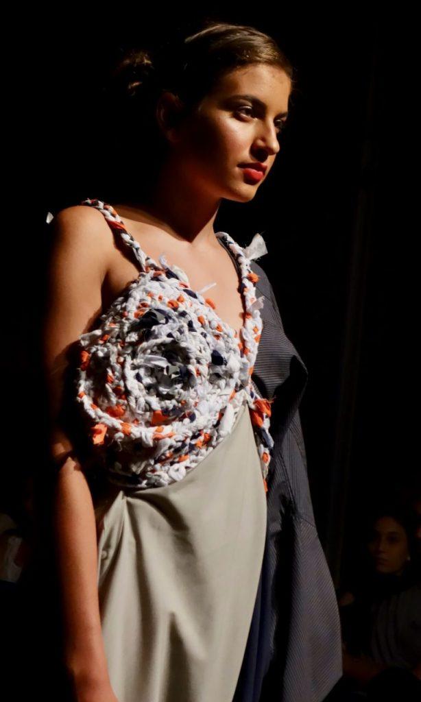 Regina-Bochat-Eco-Fashion-Week-Australia-Upcycling-Challenge-by-Marilyn-Wilson-2018