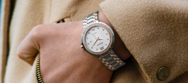 Rose Gold Defines Luxury Fashion