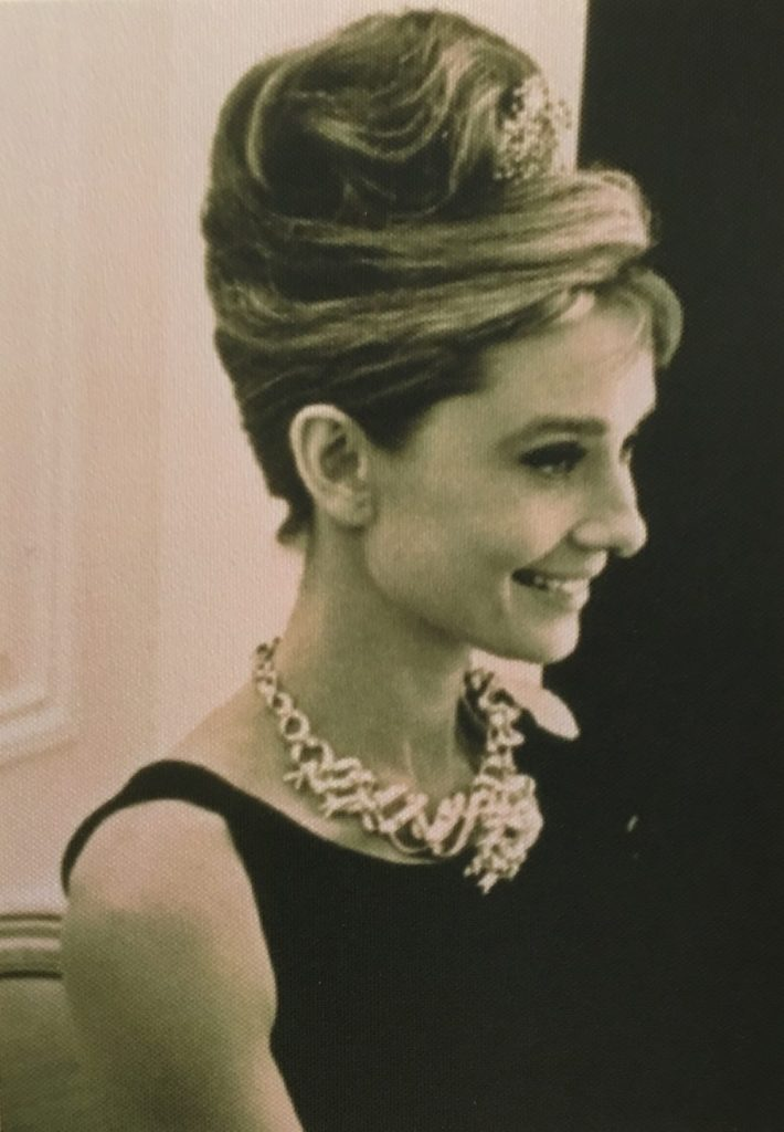 Tiffany Diamond Audrey Hepburn