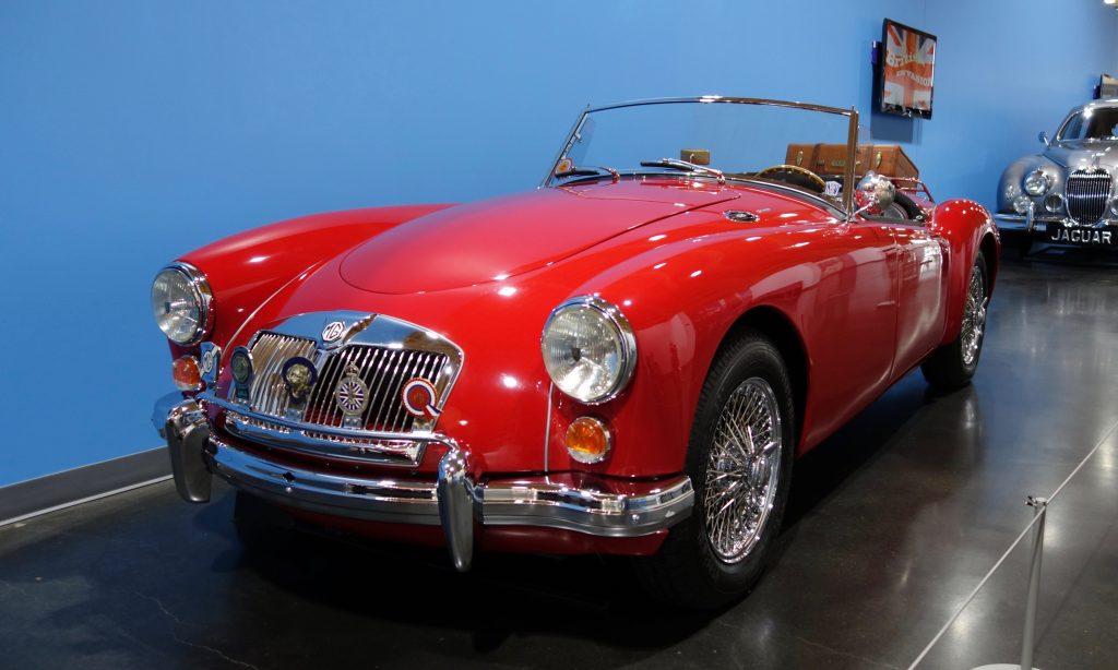 LeMay America's Car Museum Tacoma Washington USA