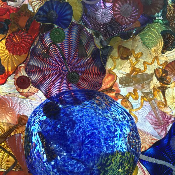 Tacoma Art Glass Dale Chihuly Bridge