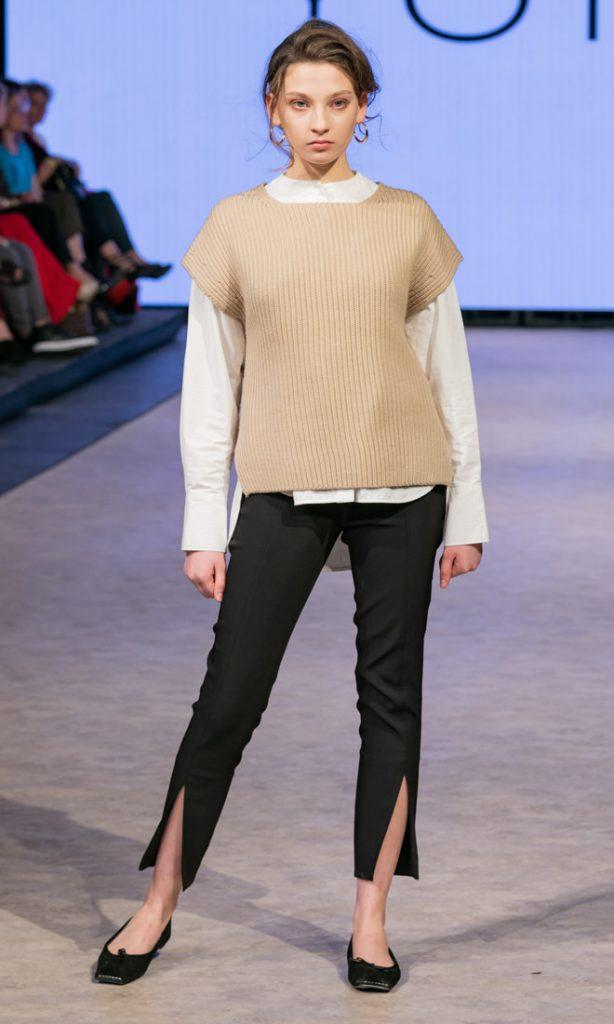 Vancouver Fashion Week Gala Yonfa