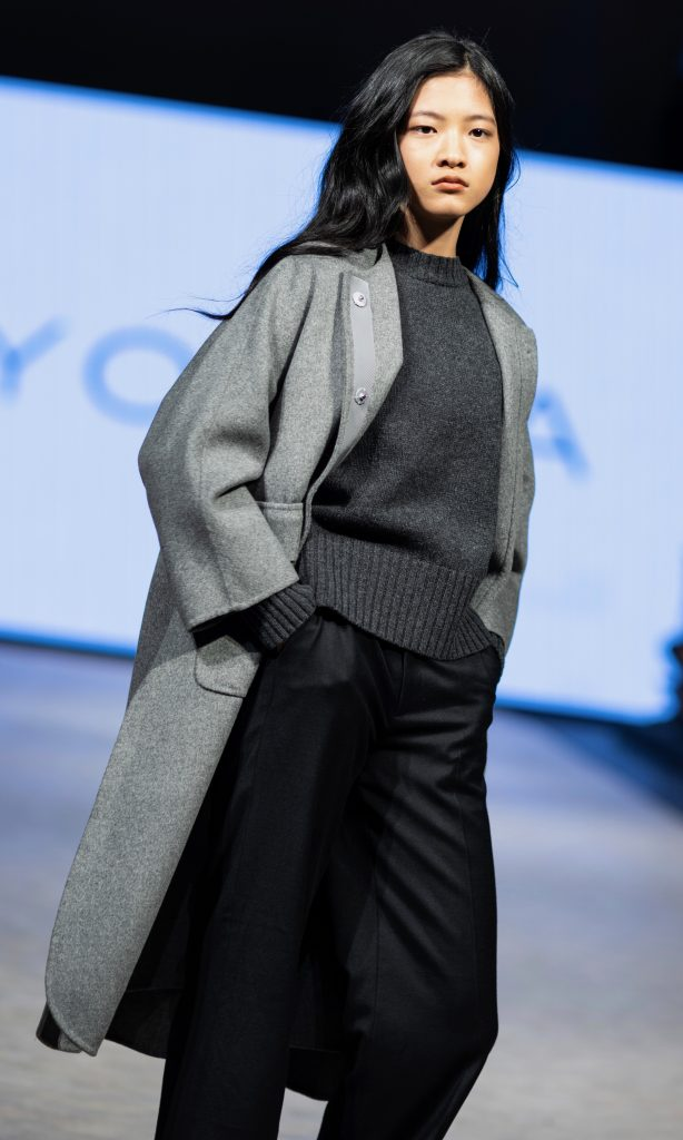 Vancouver Fashion Week Top Looks YONFA Photo Katherine Calnan