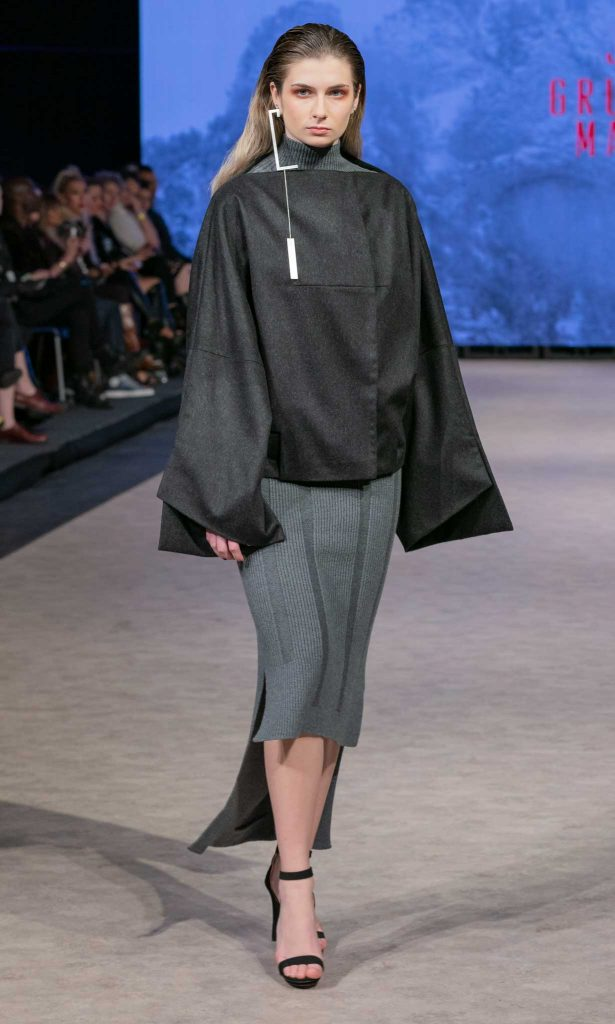 Vancouver fashion week top looks J Grubenmann
