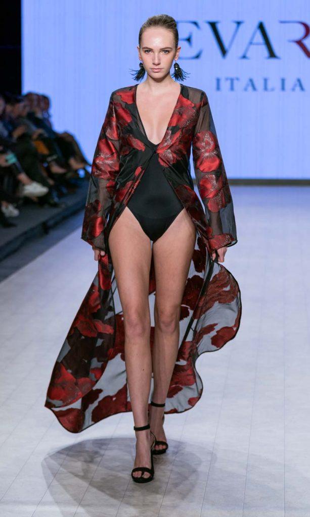 Evaro Italia Vancouver Fashion Week