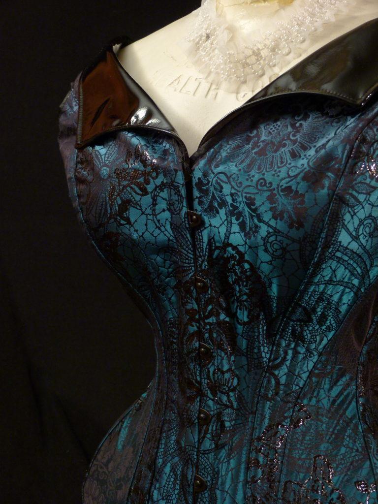 masquerade corset ball vancouver