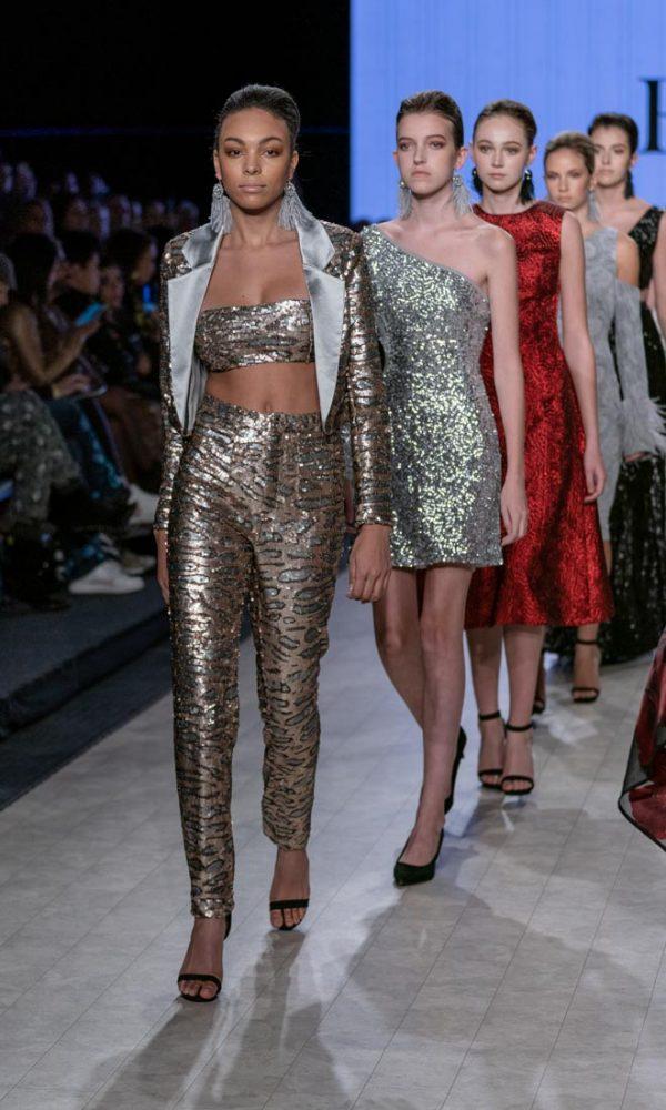 Luxury designers rethink fashion week