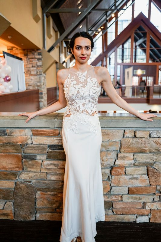 Theresa Chen bridal special occasion dresses