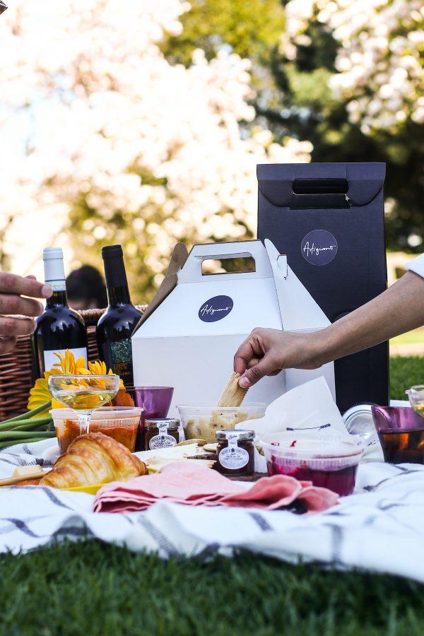 Café Artigiano picnic kits