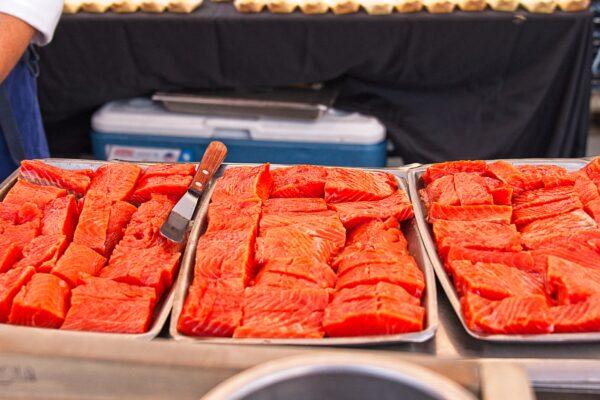 Wild Salmon Celebration British Columbia
