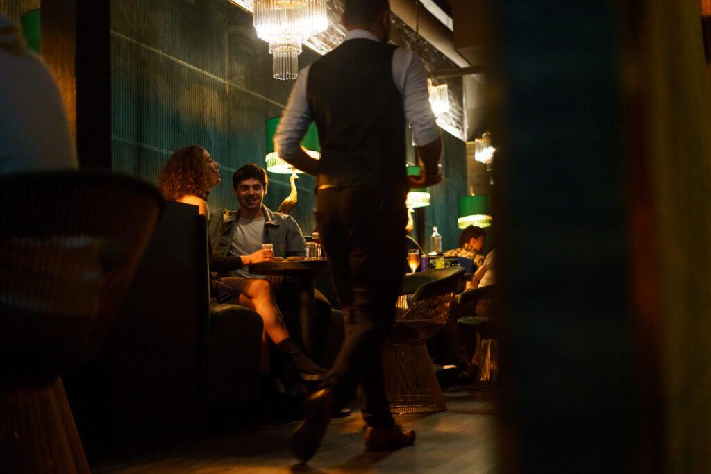 Laowai hidden bar chinatown