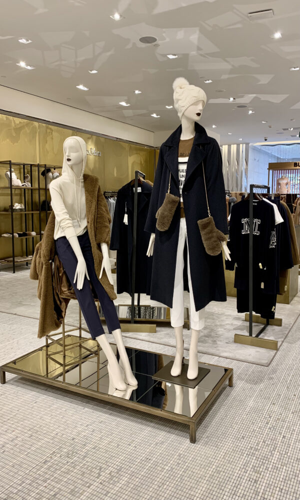 Luxury Fall Coats